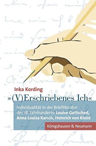 V)erschriebenes Ich«: Inka Kording