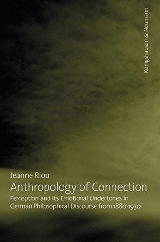 Anthropology of Connection: Jeanne Riou