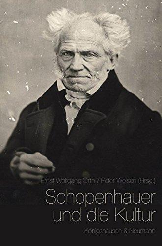 9783826049521: Schopenhauer und die Kultur