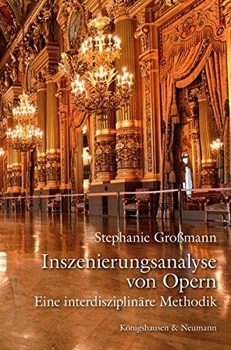 Inszenierungsanalyse von Opern: Stephanie Großmann