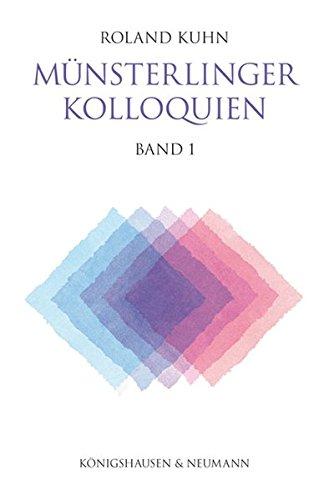 Münsterlinger Kolloquien 1: Roland Kuhn
