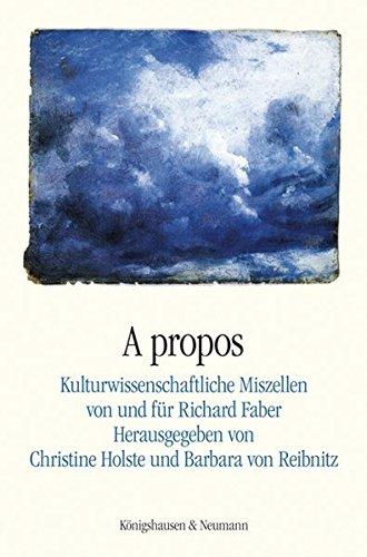 A propos: Christine Holste