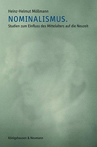 Nominalismus.: Heinz-Helmut Möllmann