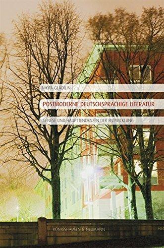 9783826056758: Postmoderne deutschsprachige Literatur