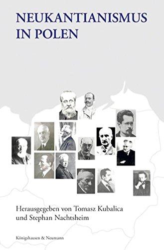Neukantianismus in Polen: Thomasz Kubalica