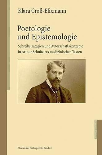 Poetologie und Epistemologie: Klara Groß-Elixmann