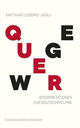 Querwege: Luserke-Jaqui, Matthias