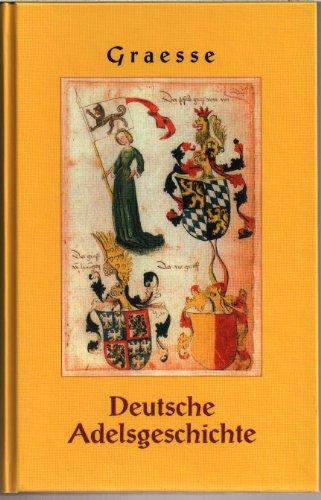9783826207044: Deutsche Adelsgeschichte