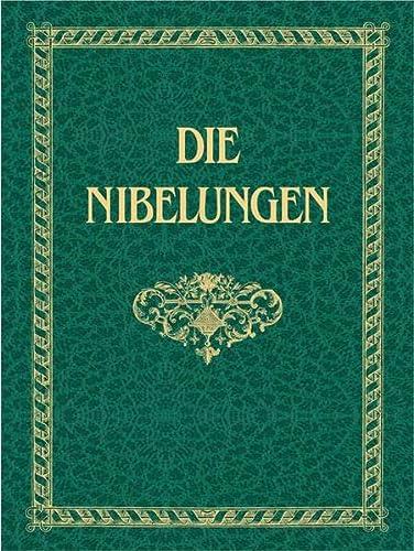 9783826216053: Die Nibelungen. Limitierte Sonderausgabe