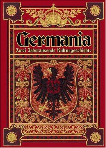9783826219276: Germania.