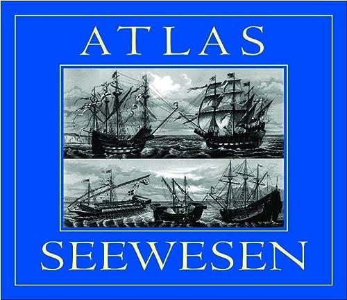 Atlas des Seewesens (Reprint). (Außentitel: Atlas Seewesen): Werner, Reinhold von