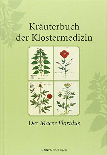 9783826230578: Kräuterbuch der Klostermedizin
