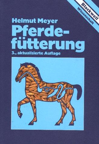 9783826330919: Pferdef�tterung