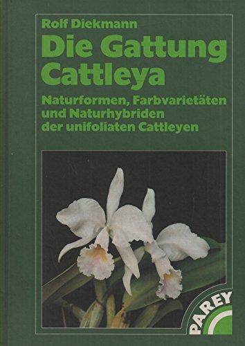 9783826333095: Die Gattung Cattleya.