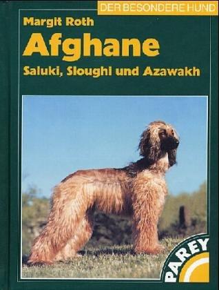 9783826380266: Der Afghane und andere orientalische Windhunde. Saluki - Sloughi - Azawakh. Praktische Ratschläge für Haltung, Pflege und Erziehung