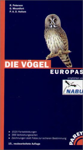"DIE VOGEL EUROPAS ""The Birds Of Europe"" (3826385268) by P.A.D. Hollom"