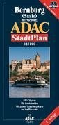 9783826400568: ADAC Stadtplan Bernburg (Saale). 1 : 12 500.