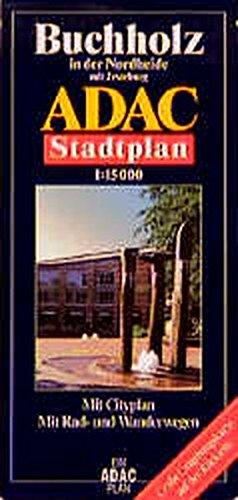 9783826400735: ADAC Stadtplan Buchholz in der Nordheide 1 : 15 000