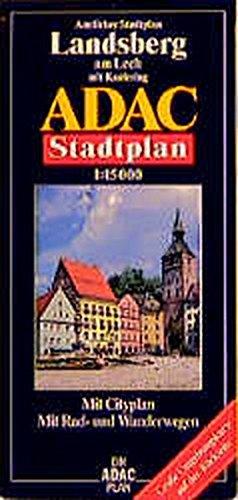 ADAC Stadtplan Landsberg am Lech 1 : Steiner, Rudolf