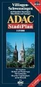 ADAC Stadtplan Villingen-Schwenningen 1 : 15 000: Mit Brigachtal, Dauchingen, Mönchweiler und Tuningen