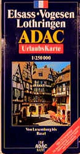 9783826410499: Alsace Lorraine (Elsass-Lothr)