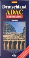 9783826411854: ADAC LänderKarte Deutschland 1 : 800 000.