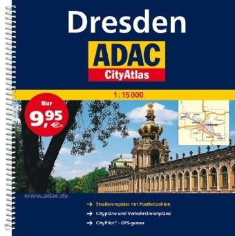 9783826414909: ADAC CityAtlas Dresden 1 : 15 000.