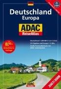 9783826416293: **Deutschland Europa 07/08*Reiseatlas