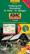 9783826416859: RadKarte 12 mit CD-ROM. Freiburg-Ost - Dreisamtal - St. Peter - St. Märgen. Südlicher Schwarzwald 1:30.000