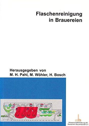 9783826579547: Flaschenreinigung in Brauereien