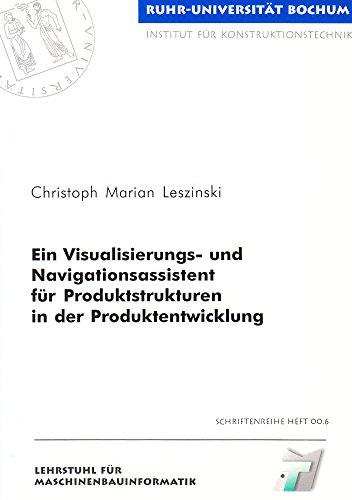 9783826588884: Ein Visualisierungs- und Navigationsassistent für Produktstrukturen in der Produktentwicklung (Livre en allemand)