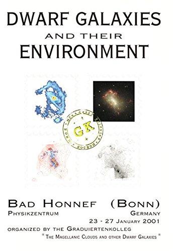 9783826592645: Dwarf Galaxies and their Environment (Berichte Aus Der Astronomie)