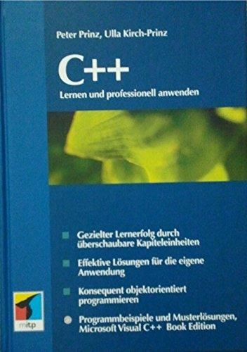 9783826604232: C++ Lernen und professionell anwenden