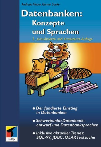 9783826606199: Datenbanken Konzepte und Sprachen