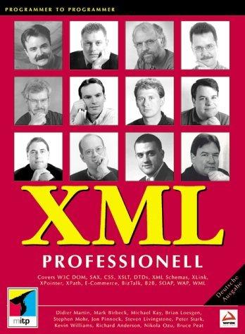 9783826606335: XML professionell