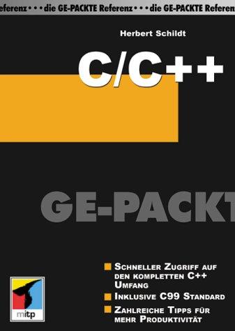9783826606847: C/C++ GE-PACKT (Livre en allemand)