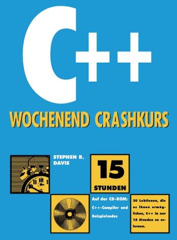 C++ Wochenend Crashkurs: Stephen R. Davis