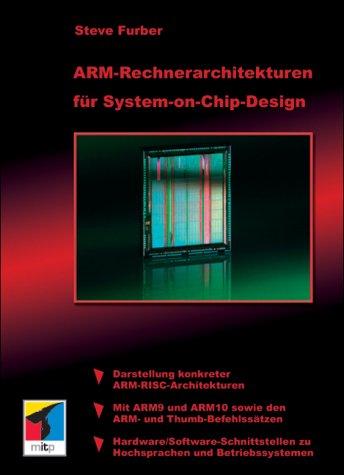 9783826608544: ARM Rechnerarchitekturen für System-on-Chip-Design.