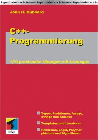 9783826609107: C++-Programmierung.