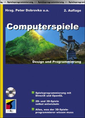 9783826609206: Computerspiele - Design und Programmierung