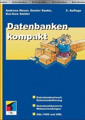 9783826609879: Datenbanken kompakt.