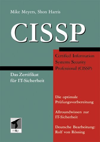 CISSP. (382661335X) by Meyers, Michael