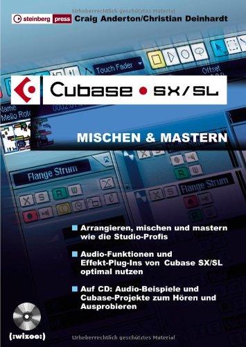 9783826613562: Cubase SX/SL, m. CD-ROM
