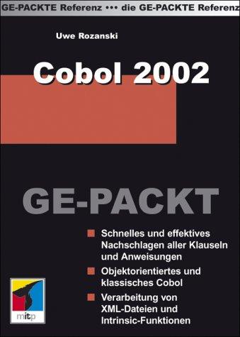 9783826613630: Cobol 2002 Ge-Packt.