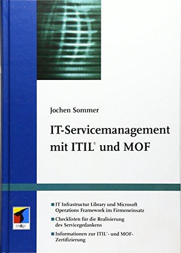 9783826613807: IT-Servicemanagment mit ITIL und MOF.