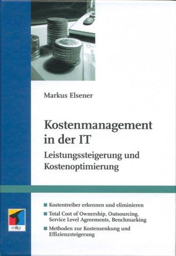 9783826613883: Kostenmanagement in der IT