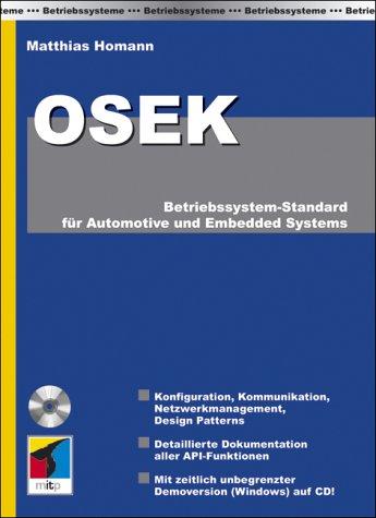 9783826615528: OSEK. Betriebssystem-Standard für Automotive und Embedded Systems