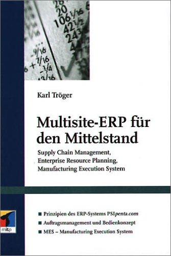 9783826615672: ERP-Standard f�r verteilte Unternehmensstrukturen