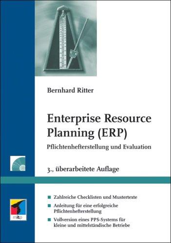 9783826616075: Das ERP-Pflichtenheft, m. CD-ROM