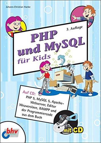9783826616372: PHP und MySQL für Kids